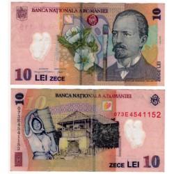 (119c) Rumania. 2005. 10 Lei (BC)