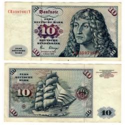 (31c) Alemania. 1980. 10 Mark (MBC)