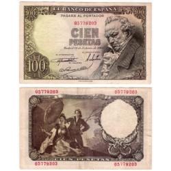 Estado Español. 1946. 100 Pesetas (MBC) Sin Serie