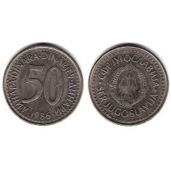 (113) Yugoslavia. 1986. 50 Dirham (MBC)