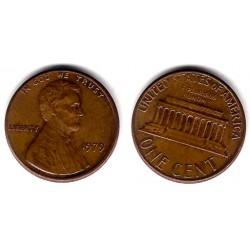 (201) Estados Unidos de América. 1979. 1 Cent (MBC)