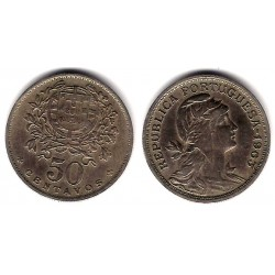 (577) Portugal. 1963. 50 Centavos (MBC+)