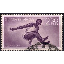 (356) Guinea Española. 1958. 2,30 Pesetas (Usado)