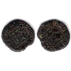 Carlos I. 1516-58. Pugesa (BC-) Ceca de Lérida