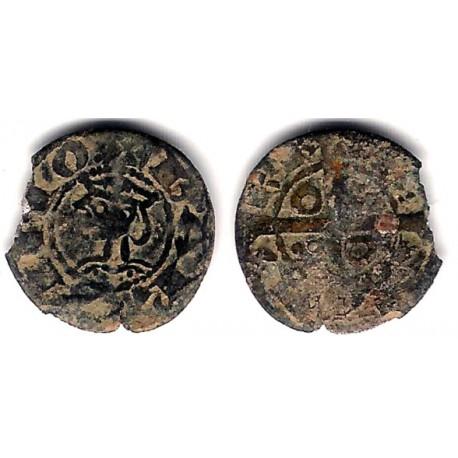 Condado de Barcelona (Jaime I). 1276-85. Dinero (BC-)