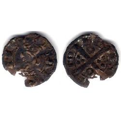 Condado de Barcelona (Jaime I). 1276-85. Dinero (RC)