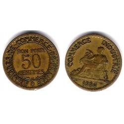 (884) Francia. 1926. 50 Centimes (MBC)