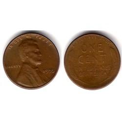 (A132) Estados Unidos de América. 1955. 1 Cent (BC)