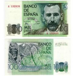 España. 1979. 1000 Pesetas (SC) Serie A
