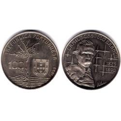 (656) Portugal. 1990. 100 Escudos (SC)