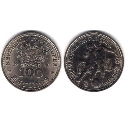 (637) Portugal. 1986. 100 Escudos (EBC+)