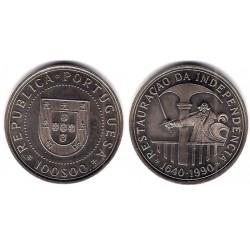 (651) Portugal. 1990. 100 Escudos (SC)