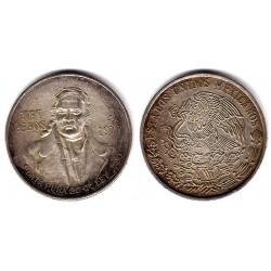 (483.1) Estados Unidos Mexicanos. 1977. 100 Pesos (MBC-) (Plata)