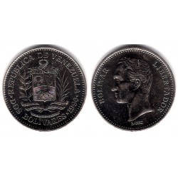 (Y43a.1) Venezuela. 1990. 2 Bolivares (SC)