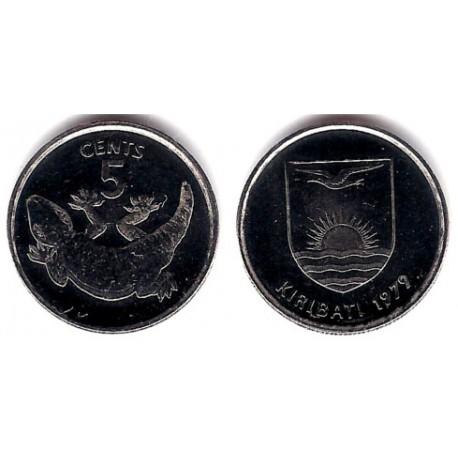(3) Kiribati. 1979. 5 Cents (SC)