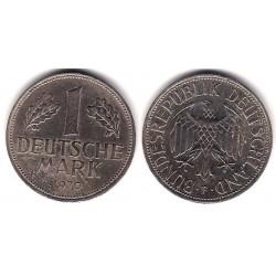 (110) Alemania. 1970(F). 1 Mark (MBC)