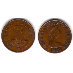 (54) Jersey. 1989. 1 Penny (BC)