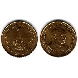 (29) Kenia. 1995. 1 Shilling (SC)