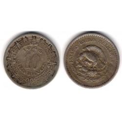 (432) Estados Unidos Mexicanos. 1946. 10 Centavos (BC+)