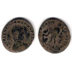 Valentiniano II. 375-392 d.C. Maiorina (BC)