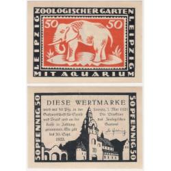 Alemania. Sachsen. 1921.50 Pfennig (SC)