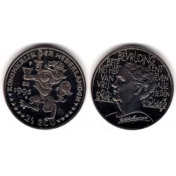 Países Bajos. 1995. 2½ Ecu (SC)