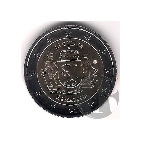 Lituania. 2019. 2 Euro (SC)