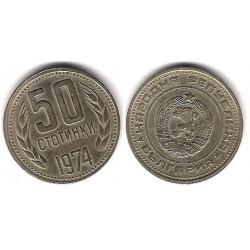 (89) Bulgaria. 1974. 50 Stotinki (EBC+)