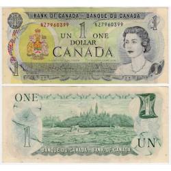 (85c) Canadá. 1973. 1 Dollar (EBC+)