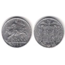 Estado Español. 1953. 5 Céntimos (EBC)