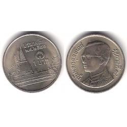 (Y183) Tailandia. 1998. 1 Baht (SC)