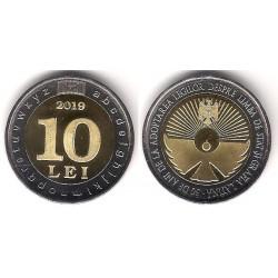 Moldavia. 2019. 10 Lei (SC)