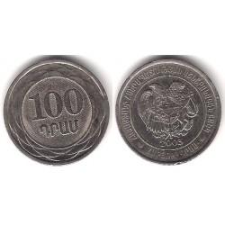 (95) Armenia. 2003. 100 Dram (MBC)