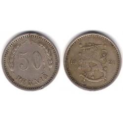 (26) Finlandia. 1921. 50 Pennia (BC)
