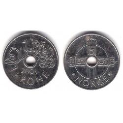 (462) Noruega. 2005. 1 Krone (MBC+)