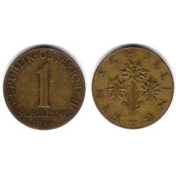 (2886) Austria. 1959. 1 Schilling (BC)