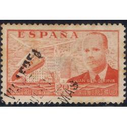 (880) 1939. 20 Céntimos. Juan de la Cierva (Usado)