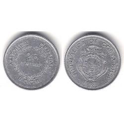 (188.3) Costa Rica. 1983. 25 Céntimos (MBC)