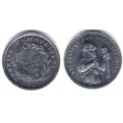 (1103) Turquia. 1999. 50000 Lira (EBC)