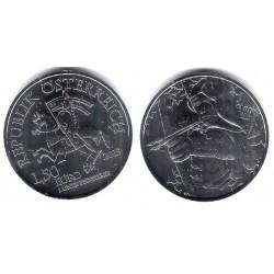 Austria. 2019. 1,50 Euro (Proof) (Plata)