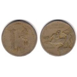 (270) Colombia. 1985. 10 Pesos (BC-)
