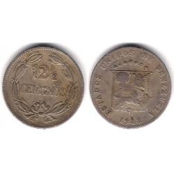 (Y30a) Venezuela. 1948. 12½ Centimos (BC-)