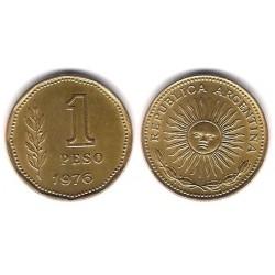 (69) Argentina. 1976. 1 Peso (SC)