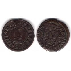 Felipe IV. 1664. 16 Maravedi (MBC+)