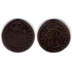 Fernando VI. 1755. Ardite (BC-) Ceca de Segovia