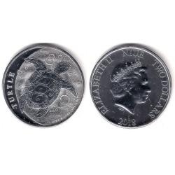 Niue. 2018. 2 Dollars (SC) (Plata)