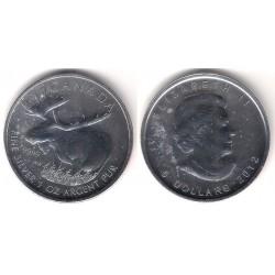 Canada. 2013. 5 Dollars (SC) (Plata)