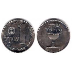 (111) Israel. 1984. 1 Sheqel (SC)