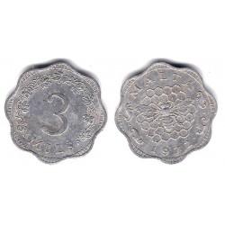 (6) Malta. 1972. 3 Mils (MBC)