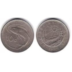 (76) Malta. 1986. 10 Cents (MBC)